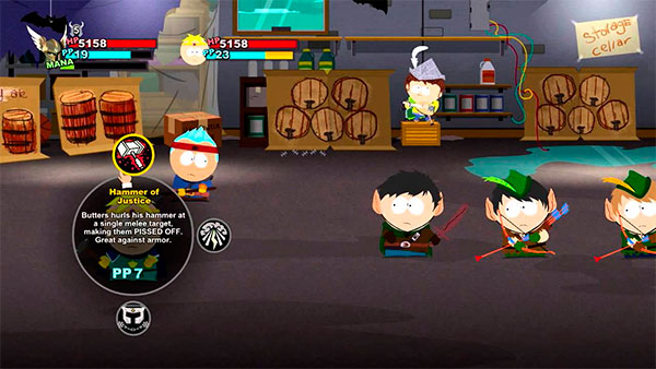 South park stick of truth pau da verdade fight pelexa