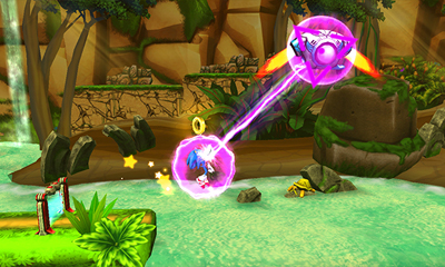 Sonic Boom Shattered Crystal-GAMEPLAY