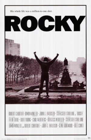 rocky poster 1976