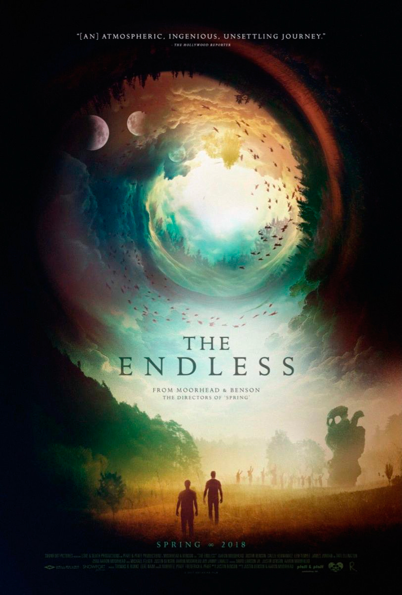 The Endless 2017 Poster