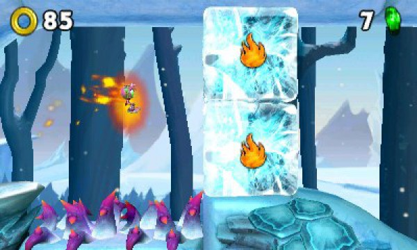 SonicBoomFireandIce-GAMEPLAY