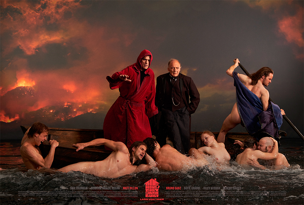 Cineuropa-A Casa de Jack (The House That Jack Built, Von Trier)-Barca de Dante