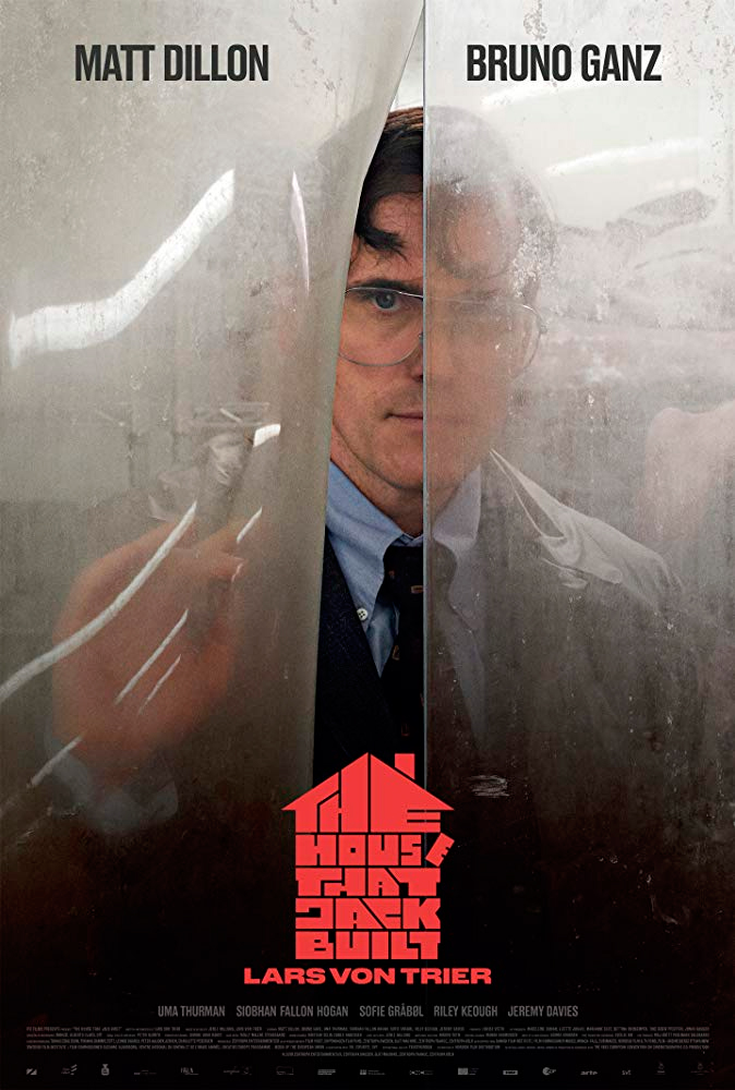 Cineuropa-A Casa de Jack (The House That Jack Built, Von Trier)-Poster