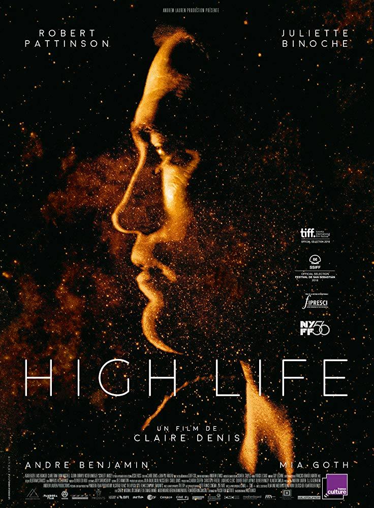 Cineuropa High Life (Claire Denis)-Poster
