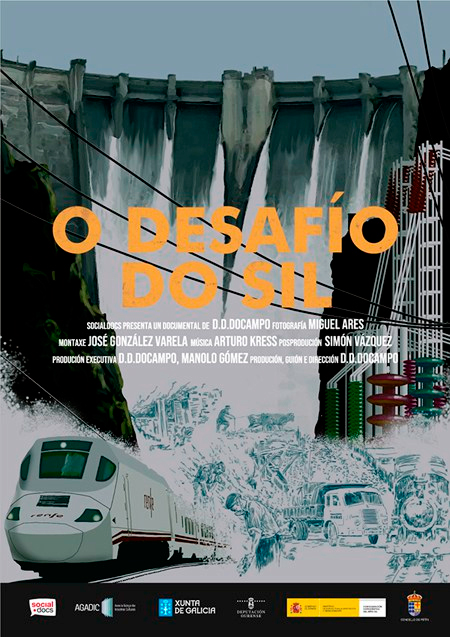 Cineuropa-O Desafío Do Sil-Poster