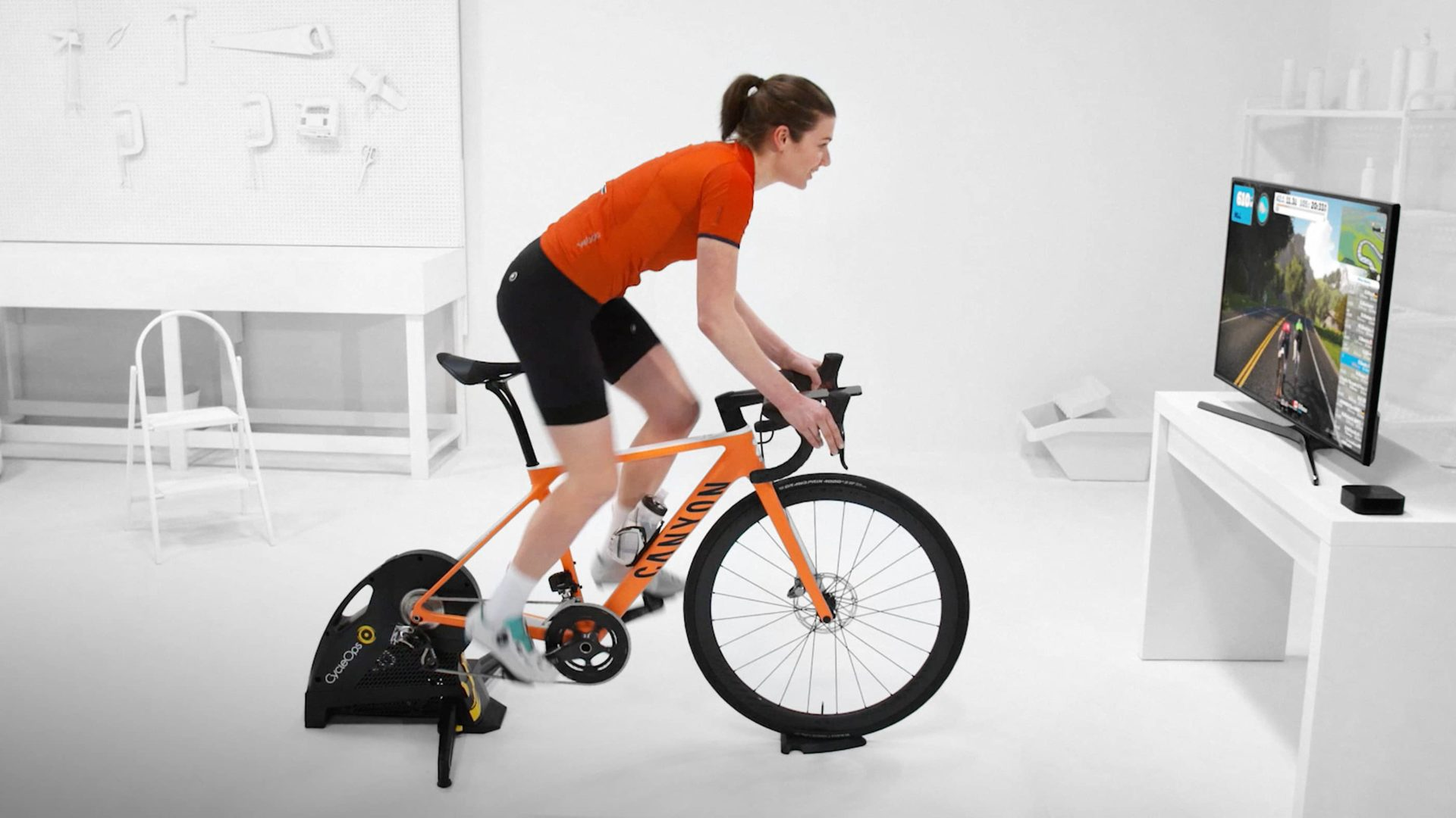 Zwift hardware